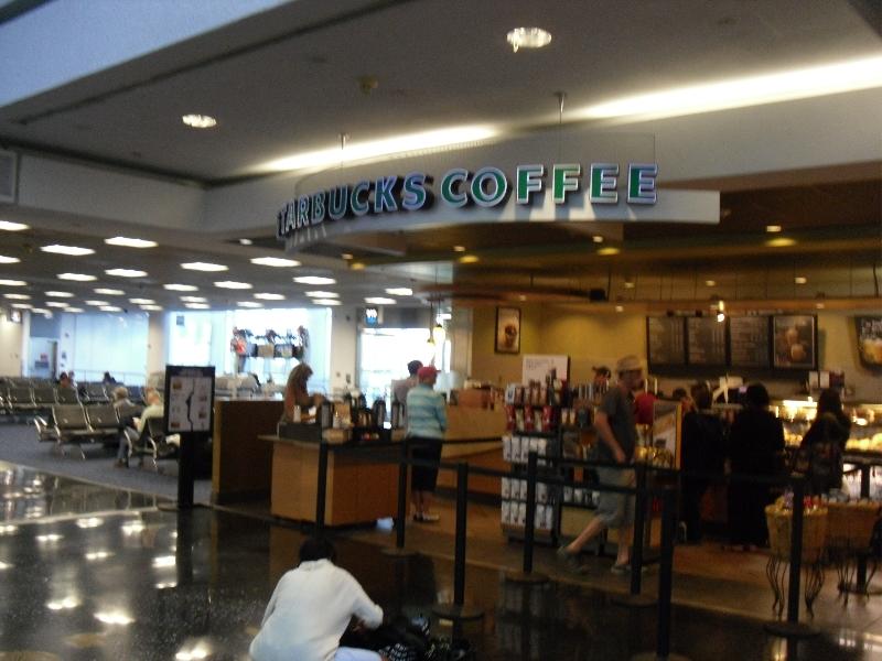 Starbucks in Miami