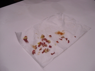 What was left of Cooper\'s Happy Meal