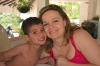 Mommy and Cameron