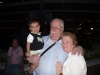 Cameron with Grandpa and Grandma Mulvehill